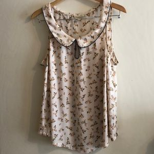 ModCloth sleeveless blouse